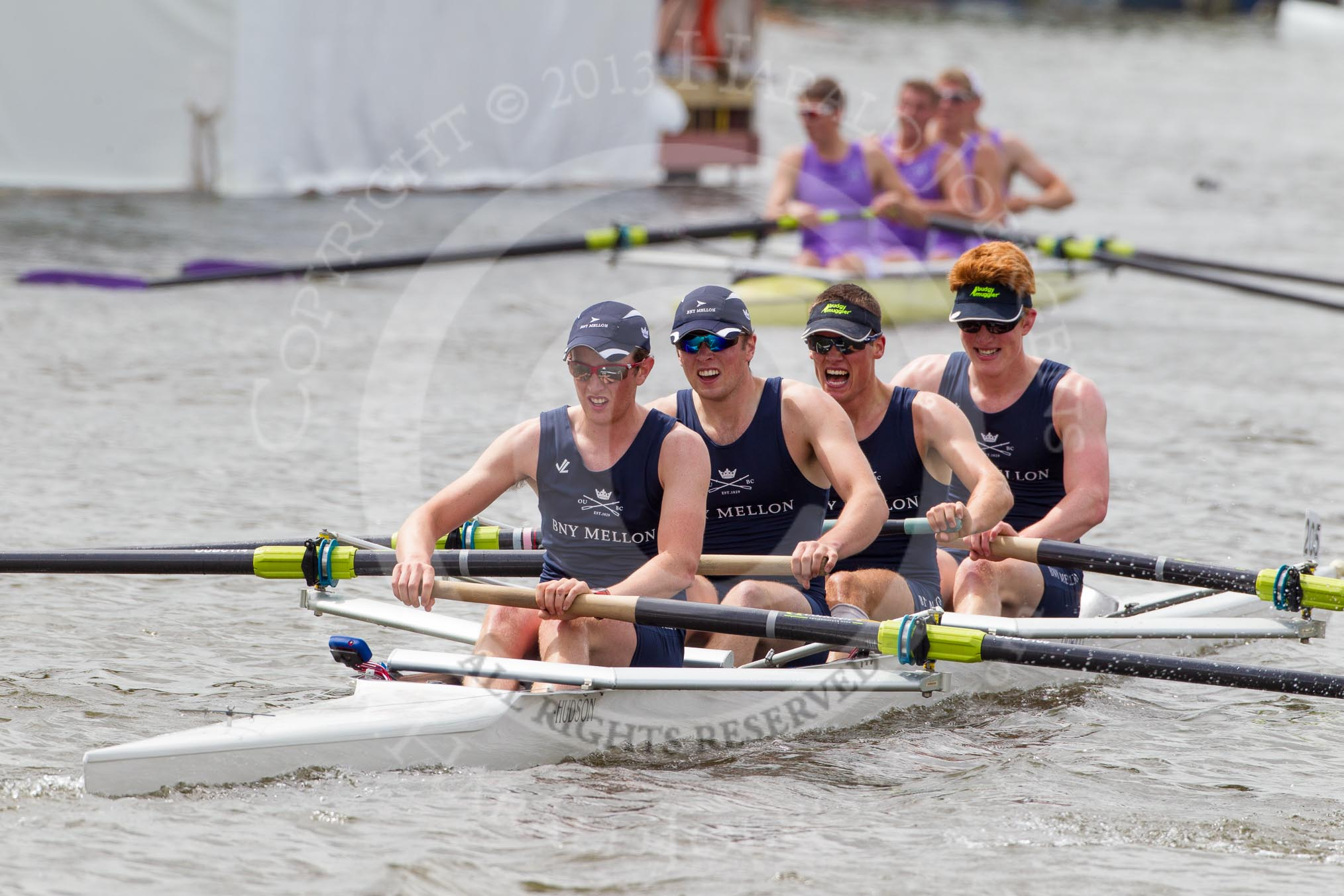 Henley Royal Regatta 2012 (Thursday) Photos - Interactive