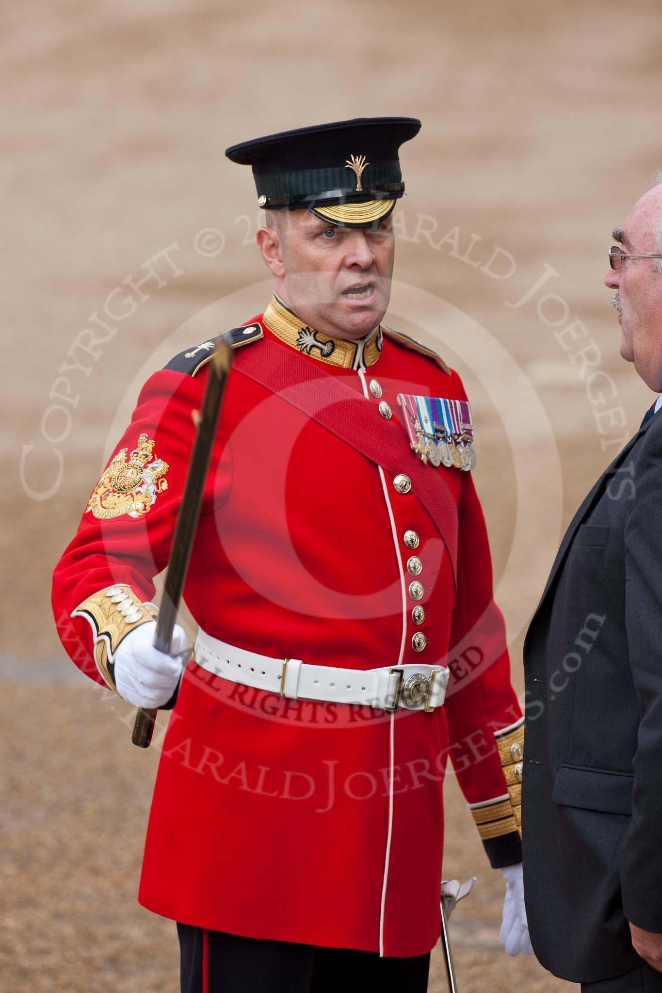 Master Sergeant Roof Chief Master Sergeant Brian K