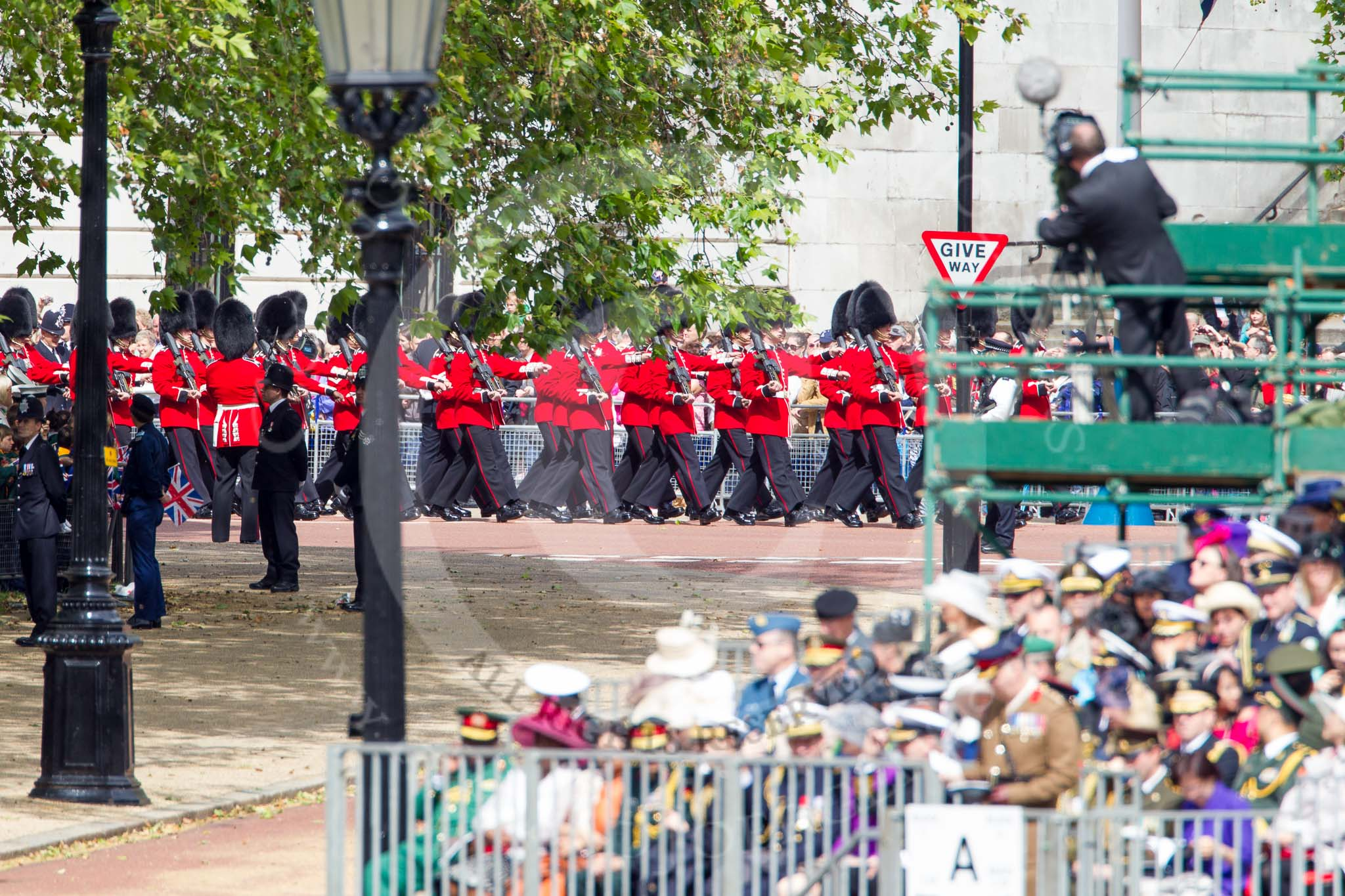Trooping the Colour 2012 - Interactive Panorama and ...