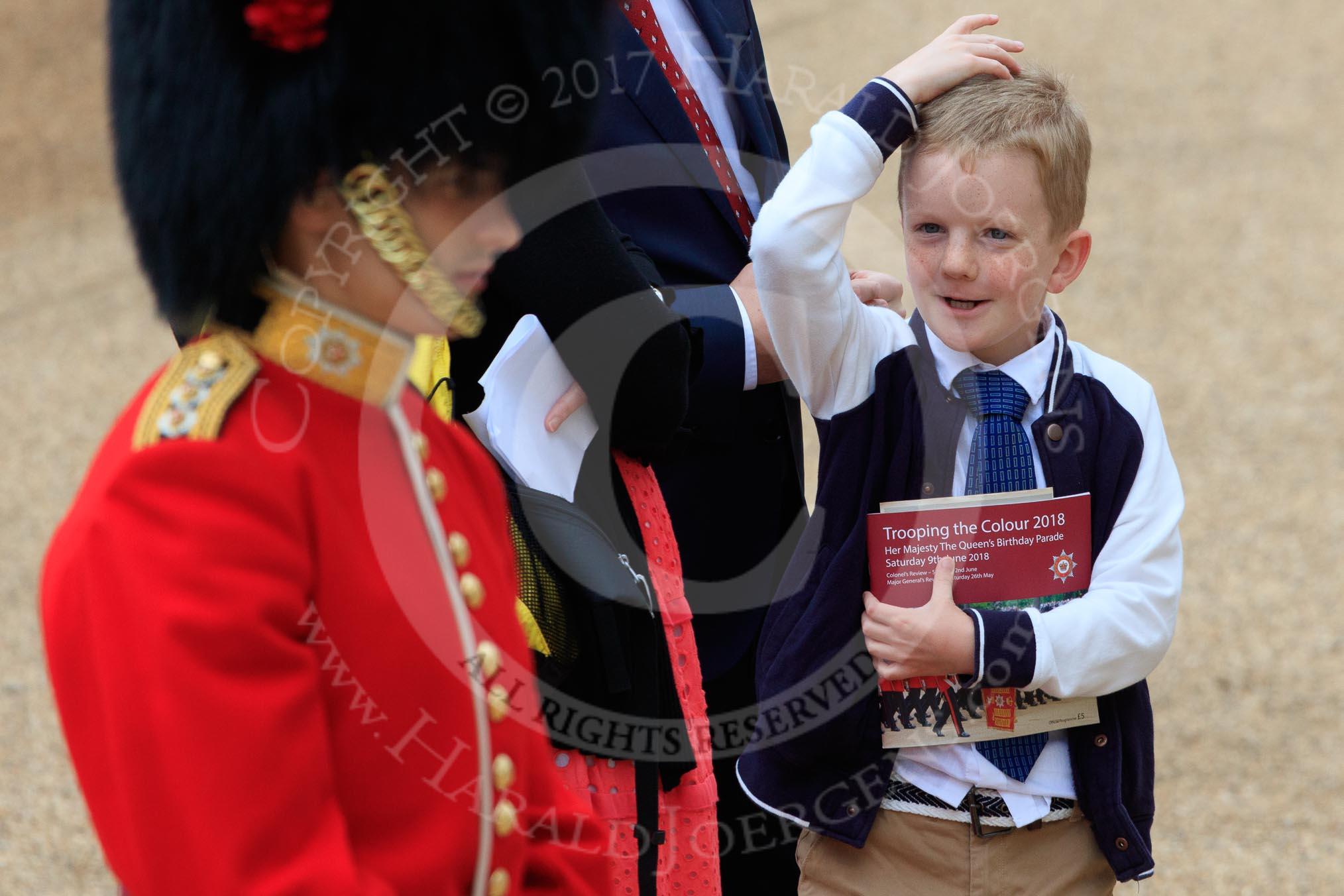 The Colonel's Review 2018 - Trooping the Colour Photos