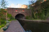 BCN Marathon Challenge 2013: Sheepcote Street Bridge on the Oozells Street Loop in the centre of Birmingham, next to Sherborne Basin.. Birmingham Canal Navigation,   United Kingdom, on 24 May 2013 at 18:49, image #5