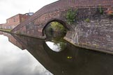 BCN Marathon Challenge 2013: Factory bridge on the Soho Loop (Winson Green Loop), it served chemical works and nail works.. Birmingham Canal Navigation,   United Kingdom, on 25 May 2013 at 08:14, image #44