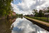 BCN Marathon Challenge 2013: Soho Loop (Winson Green Loop), part of the BCN Old Main Line, between Spring Hill Bridge and Western Road Bridge.. Birmingham Canal Navigation,   United Kingdom, on 25 May 2013 at 08:18, image #48