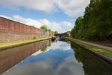 BCN Marathon Challenge 2013: The BCN New Main Line between Winson Green Rowing Bridge and Avery Rail Bridge.. Birmingham Canal Navigation,   United Kingdom, on 25 May 2013 at 08:44, image #77