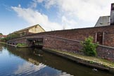 BCN Marathon Challenge 2013: The Woodford Iron Works factory bridge on the Old Main Line, close to Smethwick Junction.. Birmingham Canal Navigation,   United Kingdom, on 25 May 2013 at 08:53, image #89