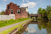 "BCN Marathon Challenge 2013: The Titford Canal - ""The Bridges"" pub next to Langley Green Bridge, another derelict building that might have been served by the canal in the past.. Birmingham Canal Navigation,   United Kingdom, on 25 May 2013 at 11:35, image #160"