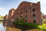 BCN Marathon Challenge 2013: The Titford Canal - the site of Langley Maltings, a (former?) BCN landmark and listed building.. Birmingham Canal Navigation,   United Kingdom, on 25 May 2013 at 11:37, image #161