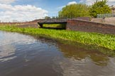 BCN Marathon Challenge 2013: A factory bridge that once led to Oak Basin at the Ireland Green Colliery, on the BCN New Main Line between Bromford Junction and Pudding Green Junction.. Birmingham Canal Navigation,   United Kingdom, on 25 May 2013 at 13:10, image #181
