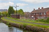 BCN Marathon Challenge 2013: Tipton Junction, on the BCN Old Main Line where Dudley Canal joins.. Birmingham Canal Navigation,   United Kingdom, on 25 May 2013 at 14:32, image #199