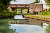 BCN Marathon Challenge 2013: Anchor Bridge on the BCN Main Line between Coseley Tunnel and Deepfields Junction.. Birmingham Canal Navigation,   United Kingdom, on 25 May 2013 at 15:19, image #208
