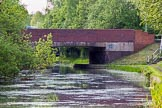 BCN Marathon Challenge 2013: Deepfields Bridge on the Bradley Branch, close to Deepfields Junction.. Birmingham Canal Navigation,   United Kingdom, on 25 May 2013 at 17:05, image #251
