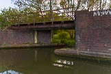 BCN Marathon Challenge 2013: Factory bridge to a former canal basin near Albion Junction, the basin may have served Groveland Colliery.. Birmingham Canal Navigation,   United Kingdom, on 25 May 2013 at 18:40, image #291