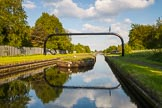 """BCN Marathon Challenge 2013: """"Dunkirk Stop"""" on the BCN New Main Line near Albion Junction, a former toll island.. Birmingham Canal Navigation,   United Kingdom, on 25 May 2013 at 18:44, image #294"""