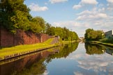 BCN Marathon Challenge 2013: Pudding Green Junction on the BCN New Main Line, with the Wednesbury Old Canal on the left.. Birmingham Canal Navigation,   United Kingdom, on 25 May 2013 at 18:54, image #299