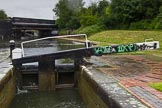 BCN Marathon Challenge 2014: Ashted Locks on the Digbeth Branch at Curzon Street Bridge.. Birmingham Canal Navigation,   United Kingdom, on 23 May 2014 at 16:22, image #51
