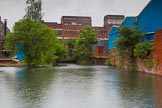 BCN Marathon Challenge 2014: Digbeth Basins ((Warwick and Digbeth Wharf)) on the Digbeth Branch.. Birmingham Canal Navigation,   United Kingdom, on 23 May 2014 at 16:30, image #53