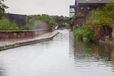 BCN Marathon Challenge 2014: Aqueduct on the Grand Union (Warwich & Birmingham) Canal over the River Rear, near Digbeth Junction.. Birmingham Canal Navigation,   United Kingdom, on 23 May 2014 at 16:38, image #60