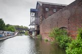 BCN Marathon Challenge 2014: Fellows, Morton & Clayton Ltd warehouse on the Grand Union Canal near Digbeth Junction. Birmingham Canal Navigation,   United Kingdom, on 23 May 2014 at 16:38, image #61