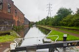BCN Marathon Challenge 2014: Old canalside industry at the third Garrison Lock, Grand Union Canal (Birmingham & Warwick Junction Canal). On the left the overflow weir of the lock. Birmingham Canal Navigation,   United Kingdom, on 23 May 2014 at 17:43, image #71