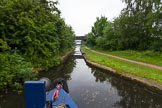 BCN Marathon Challenge 2014: The start of the BSN Marathon Challenge for Felonious Mongoose at the former stop lock at Salford Junction, Grand Union Canal (Birmingham & Warwick Junction Canal).. Birmingham Canal Navigation,   United Kingdom, on 24 May 2014 at 08:05, image #73