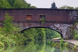 BCN Marathon Challenge 2014: Bridge 107 (Cranby Street Bridge , or Gas Works Bridge) on the Grand Union Canal (Birmingham & Warwick Junction Canal) between Salford Junction and Garrison Locks. Birmingham Canal Navigation,   United Kingdom, on 24 May 2014 at 08:28, image #75
