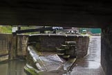 BCN Marathon Challenge 2014: Ashted Bottom Lock at the exit of Curzon Street Tunnel on the Digbeth Branch. Birmingham Canal Navigation,   United Kingdom, on 24 May 2014 at 09:37, image #96