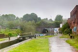 BCN Marathon Challenge 2014: Ashted Locks on the Digbeth Branch, with Ashted Tunnel ahead. Birmingham Canal Navigation,   United Kingdom, on 24 May 2014 at 09:53, image #98