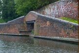 BCN Marathon Challenge 2014: Factory bridge that once served iron works on the Digbeth Branch, next to Aston Junction. Birmingham Canal Navigation,   United Kingdom, on 24 May 2014 at 10:15, image #100