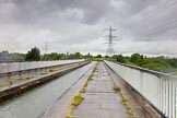 BCN Marathon Challenge 2014: Concrete through aqueduct over the M5 motorway. Birmingham Canal Navigation,   United Kingdom, on 24 May 2014 at 15:06, image #142