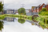 BCN Marathon Challenge 2014: Tame Valley Canal near Holloway Ban Bridge. Birmingham Canal Navigation,   United Kingdom, on 24 May 2014 at 15:39, image #155