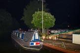 BCN Marathon Challenge 2014: At Hawne Basin late in the evening - Dudley No 2 Canal. Birmingham Canal Navigation,   United Kingdom, on 24 May 2014 at 23:11, image #189