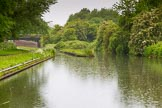 BCN Marathon Challenge 2014: Toll Island on the Dudley No 2 Canal next to Windmill End Junction. Birmingham Canal Navigation,   United Kingdom, on 25 May 2014 at 06:34, image #197