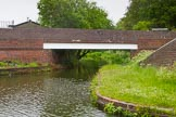 BCN Marathon Challenge 2014: Dunn's Bridge over the Bublehole Arm of the Dudley No 1 Canal.. Birmingham Canal Navigation,   United Kingdom, on 25 May 2014 at 06:41, image #206