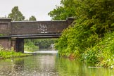 BCN Marathon Challenge 2014: Primrose Bridge on the Dudley No 1 Canal. Birmingham Canal Navigation,   United Kingdom, on 25 May 2014 at 06:53, image #209