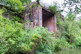 BCN Marathon Challenge 2014: The site of former British Steel Corporation Tubes Division Cooms Wood Works at the Dudley No 2 Canal between Gosty Hill Tunnel and Hawne Basin. Birmingham Canal Navigation,   United Kingdom, on 25 May 2014 at 11:37, image #235