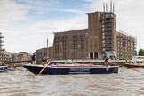 TOW River Thames Barge Driving Race 2014. River Thames between Greenwich and Westminster, London,  United Kingdom, on 28 June 2014 at 12:56, image #169