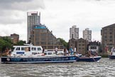 TOW River Thames Barge Driving Race 2014. River Thames between Greenwich and Westminster, London,  United Kingdom, on 28 June 2014 at 13:14, image #209