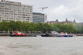 TOW River Thames Barge Driving Race 2014. River Thames between Greenwich and Westminster, London,  United Kingdom, on 28 June 2014 at 14:38, image #431