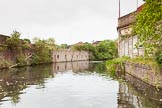 BCN 24h Marathon Challenge 2015: Remains of old industry at Icknield Port Loop. Birmingham Canal Navigations,    on 23 May 2015 at 08:47, image #13