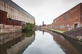 BCN 24h Marathon Challenge 2015: Old industry at the Soho Loop. In a few years or decades this will be history, and replaced by housing developments or a business park, probably with less character than the old industry. Birmingham Canal Navigations,    on 23 May 2015 at 08:59, image #26