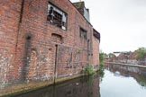 BCN 24h Marathon Challenge 2015: Old industry at the Soho Loop. In a few years or decades this will be history, and replaced by housing developments or a business park, probably with less character than the old industry. Birmingham Canal Navigations,    on 23 May 2015 at 09:00, image #27