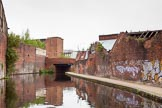 BCN 24h Marathon Challenge 2015: Old industry at the Soho Loop. In a few years or decades this will be history, and replaced by housing developments or a business park, probably with less character than the old industry. Birmingham Canal Navigations,    on 23 May 2015 at 09:00, image #28