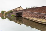BCN 24h Marathon Challenge 2015: Factory Bridge that once served Woodford Iron Works on the Old Main Line at Smethwick Junction. Birmingham Canal Navigations,    on 23 May 2015 at 10:07, image #57