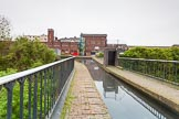 BCN 24h Marathon Challenge 2015: On the Telford Aqueduct, looking towards the Engine Arm. Birmingham Canal Navigations,    on 23 May 2015 at 10:36, image #67