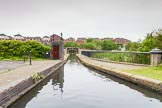 BCN 24h Marathon Challenge 2015: Telford Aqueduct over the BCN New Main Line seen from the BCN Engine Arm. Birmingham Canal Navigations,    on 23 May 2015 at 11:08, image #81