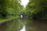 "BCN 24h Marathon Challenge 2015: Smethwick Summit Tunnel (103"" long) on the BCN Old Main Line. Birmingham Canal Navigations,    on 23 May 2015 at 11:26, image #85"