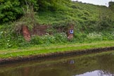BCN 24h Marathon Challenge 2015: An old structure, where boatmen and horses used to shelter while waiting to load. Sandwell Park Colliery Coal Wharf was opposite.. Birmingham Canal Navigations,    on 23 May 2015 at 11:30, image #86