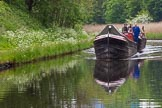 "BCN 24h Marathon Challenge 2015: Meeting working narrow boats ""Nuneaton"" and ""Brighton"" on the BCN Old Main Line near Smethwick Summit Tunnel. Birmingham Canal Navigations,    on 23 May 2015 at 11:30, image #88"
