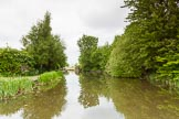 BCN 24h Marathon Challenge 2015: Remains of a former railway bridge between Tame Valley Junction and Leabrook Bridge on the Walsall Canal. Birmingham Canal Navigations,    on 23 May 2015 at 15:23, image #120