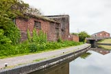 BCN 24h Marathon Challenge 2015: An old factory near Leakbrook Bridge on the Walsall Canal. Birmingham Canal Navigations,    on 23 May 2015 at 15:27, image #121
